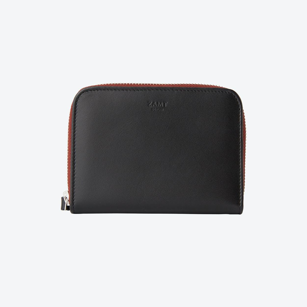 Black/Brown TONI Wallet