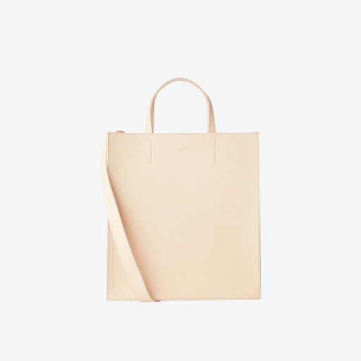 Natural FINCH Container Bag