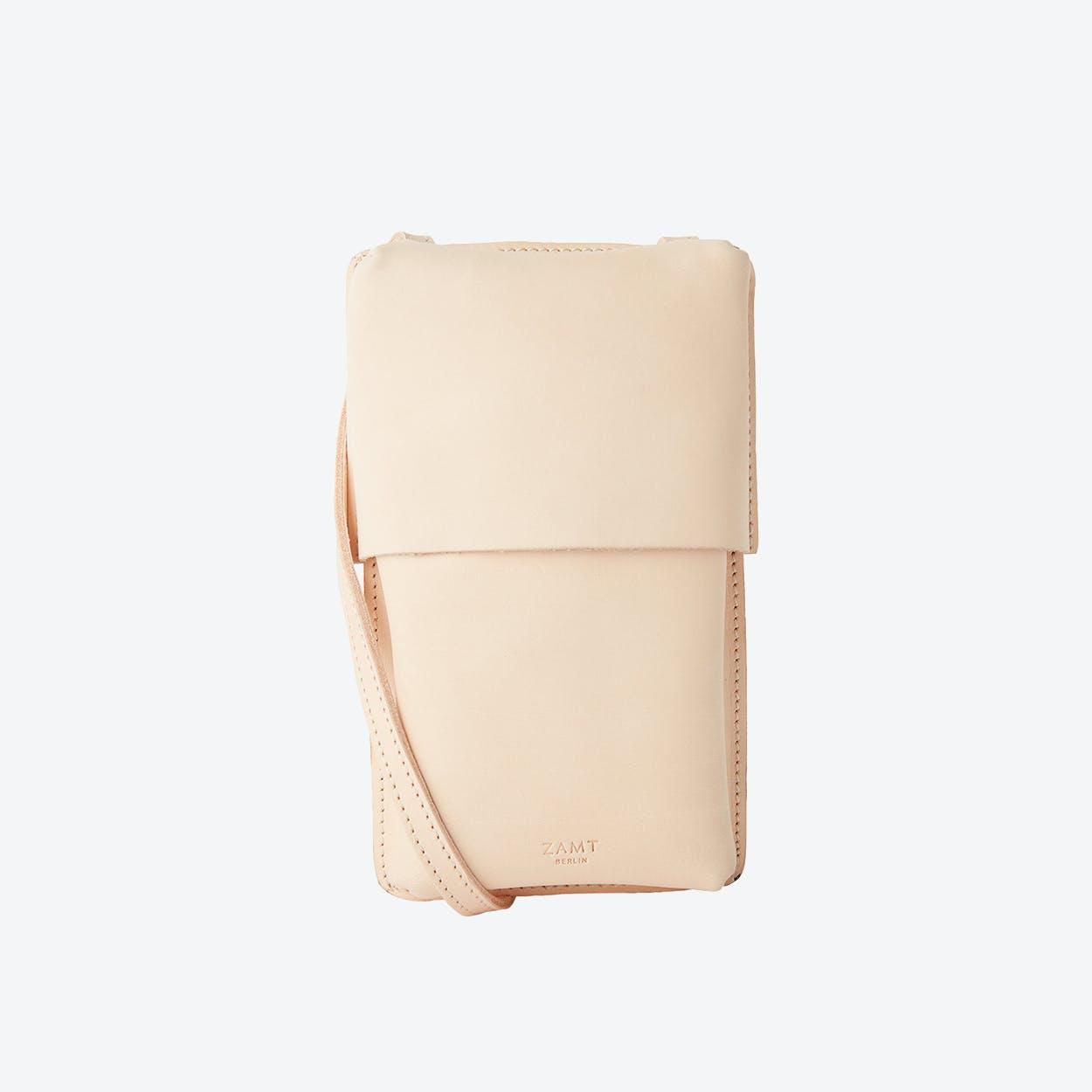 Natural EMIL Neck Bag