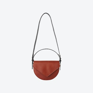 Brown MAVI Saddle Bag