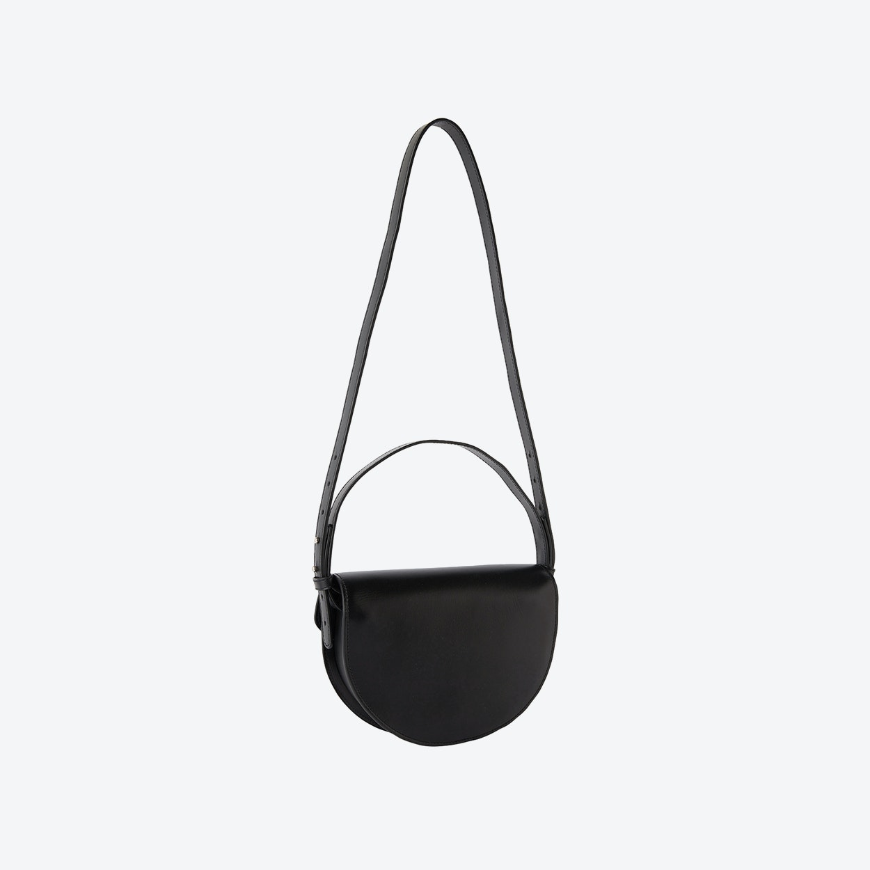 4b90de6fe45 Black MAVI Saddle Bag by Zamt Projects - Fy