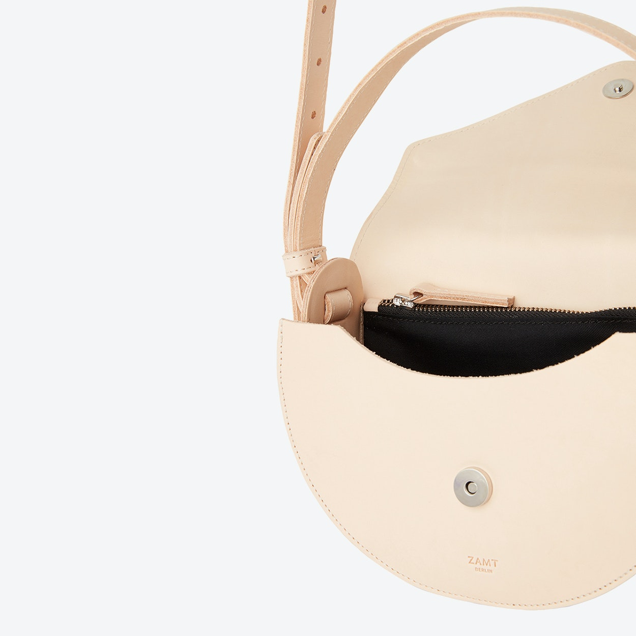 5abddaccf3f Natural MAVI Saddle Bag by Zamt Projects - Fy