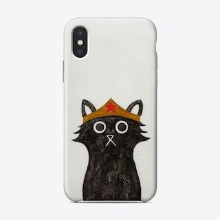Wonder Cat Phone Case