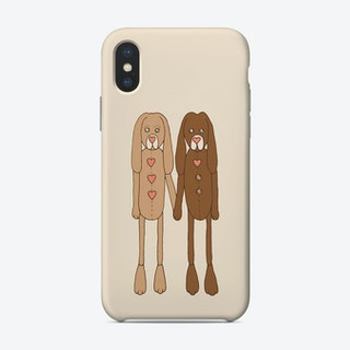 Puppy Love Phone Case
