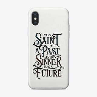 Saint Sinner Phone Case