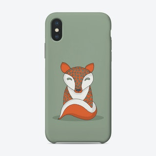 Crafty Fox Phone Case