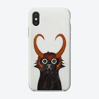 Loki Cat Phone Case