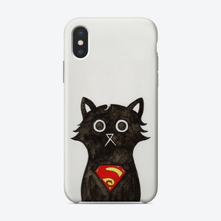 Super Cat Phone Case