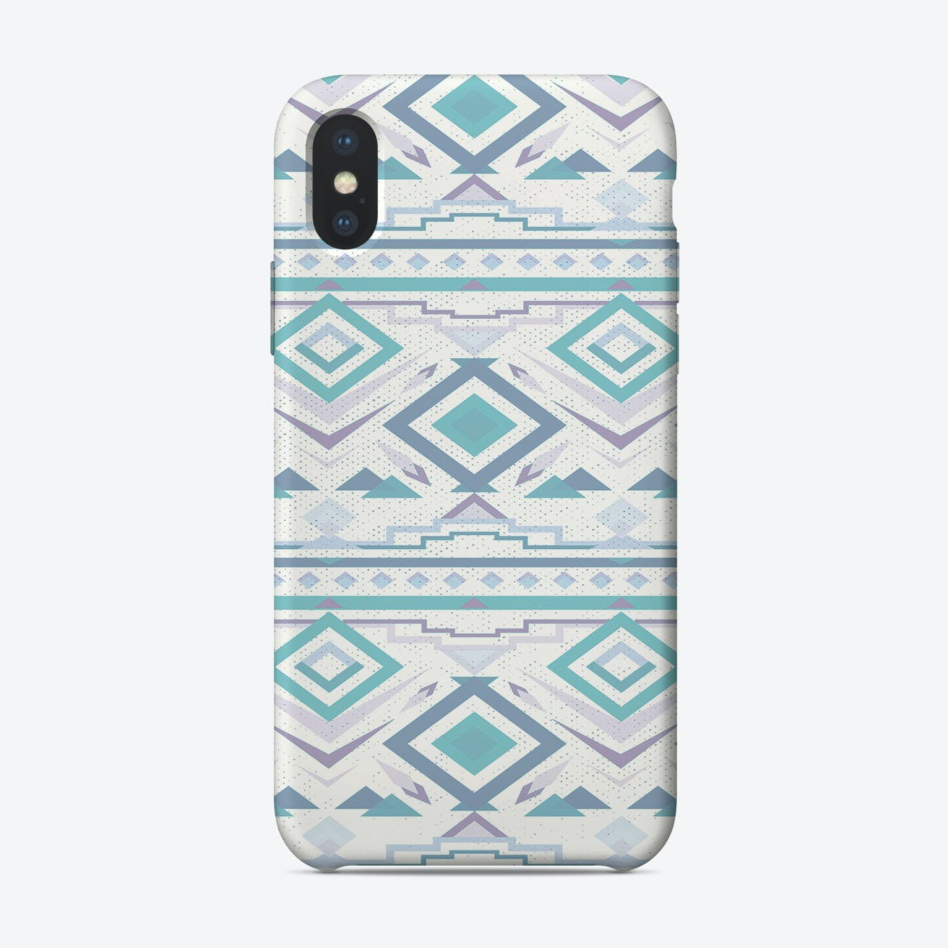 Shivering Echoes iPhone Case