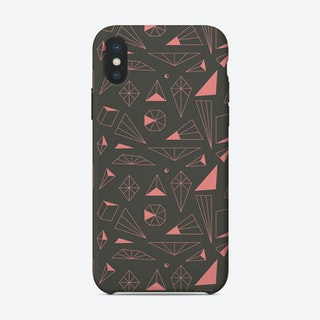 Midnight Starshine iPhone Case