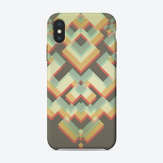 Force Field iPhone Case