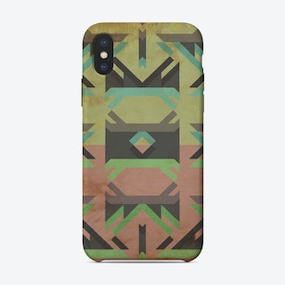 Brave Fighter iPhone Case