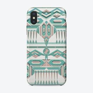 Tribe Voltage iPhone Case