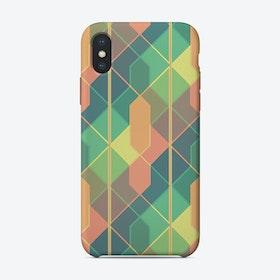Jubilant Symphony iPhone Case