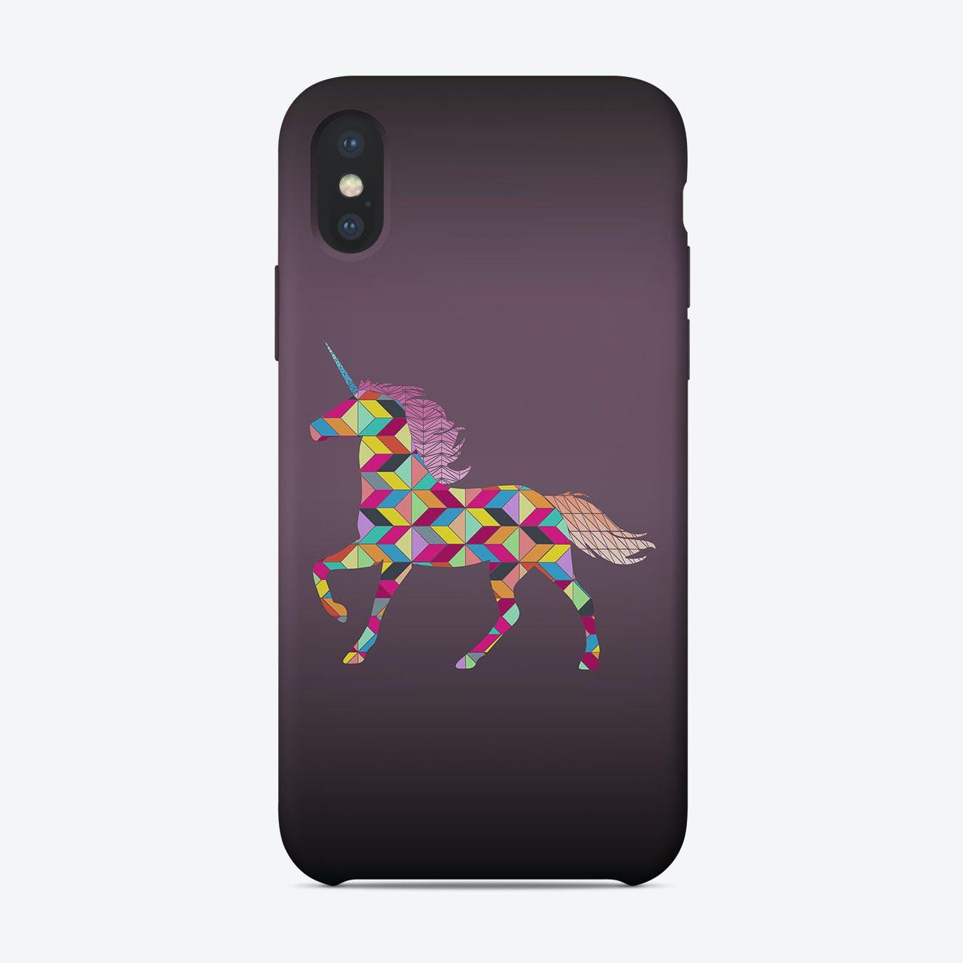 Unicorn CK iPhone Case