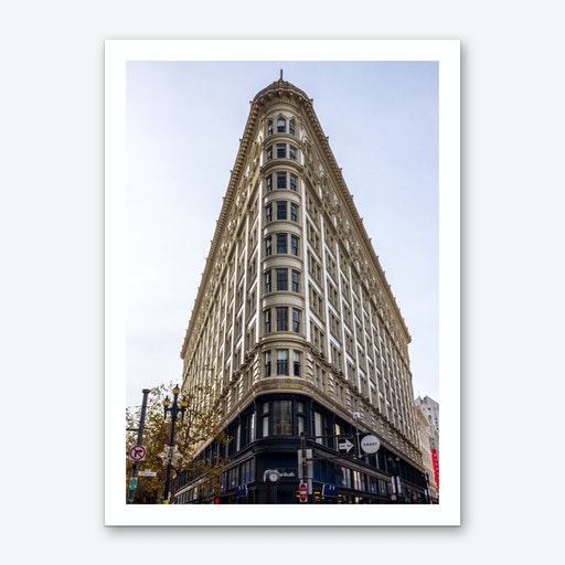 Phelan Building Art Print