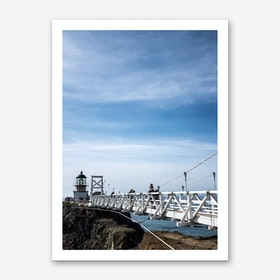 Point Bonita Lighthouse Art Print