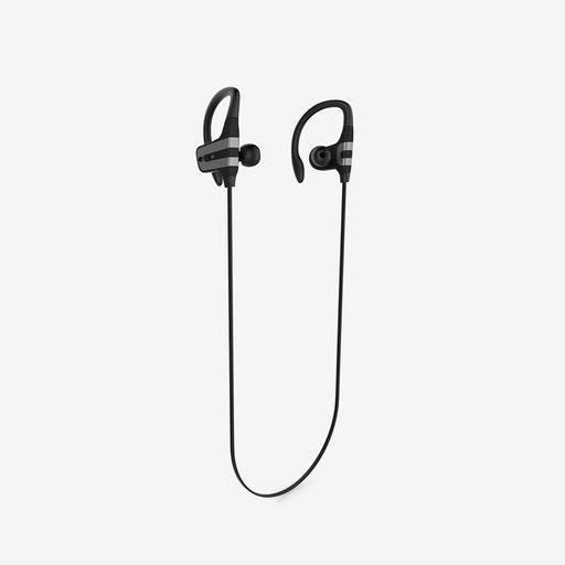MAGNUSSEN M2 Bluetooth Wireless Earphones in Black & Silver