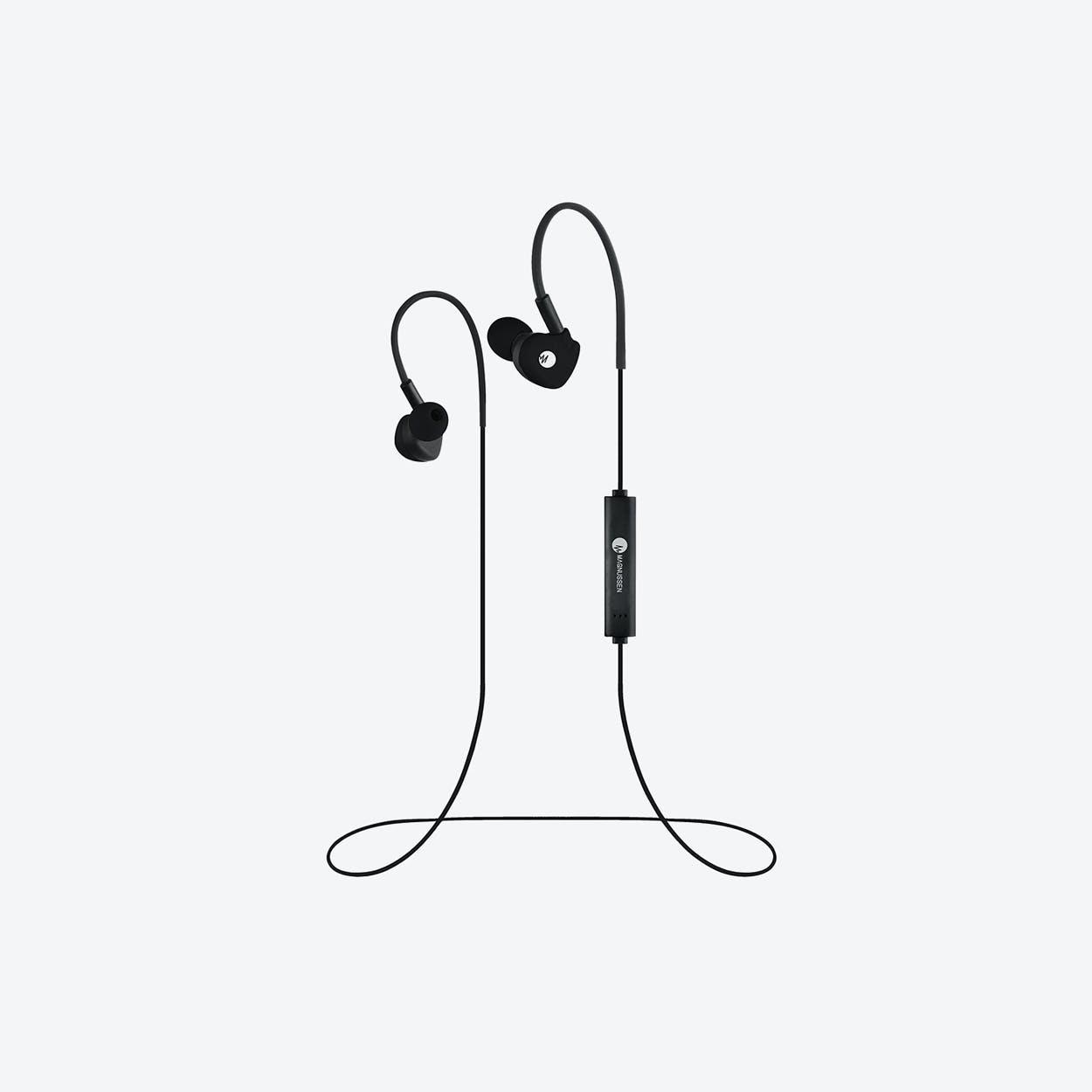 MAGNUSSEN M5 Bluetooth Wireless Earphones in Black