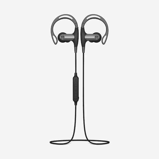 MAGNUSSEN M8 Bluetooth Wireless Earphones in Black