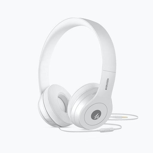 MAGNUSSEN W1 Headphones in Matte White