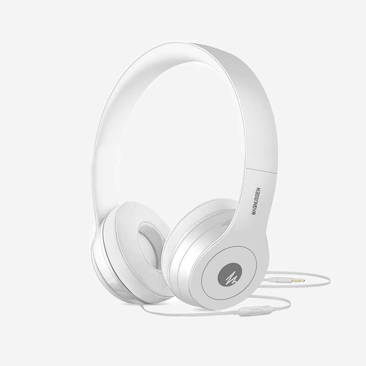 MAGNUSSEN W1 Headphones in Gloss White