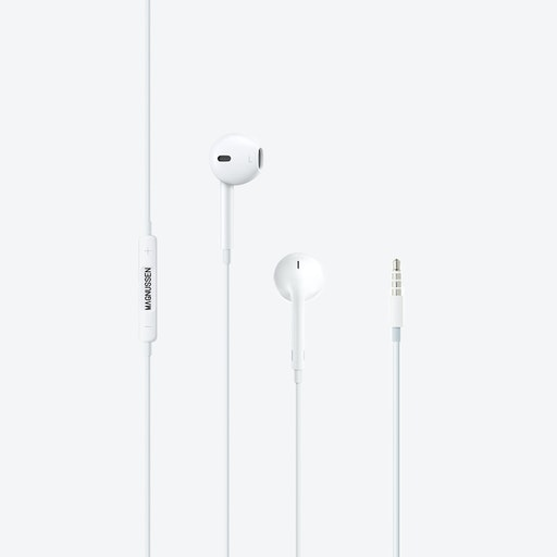 MAGNUSSEN W2 Headphones in White