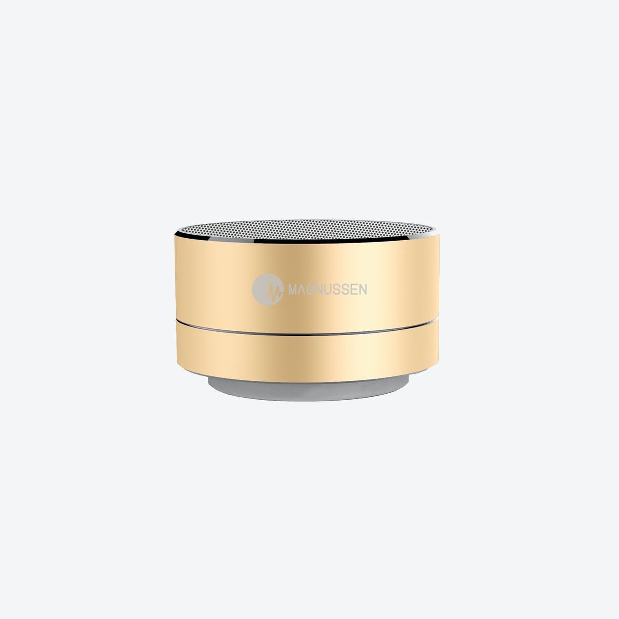 MAGNUSSEN S1 Bluetooth Wireless Speaker in Gold
