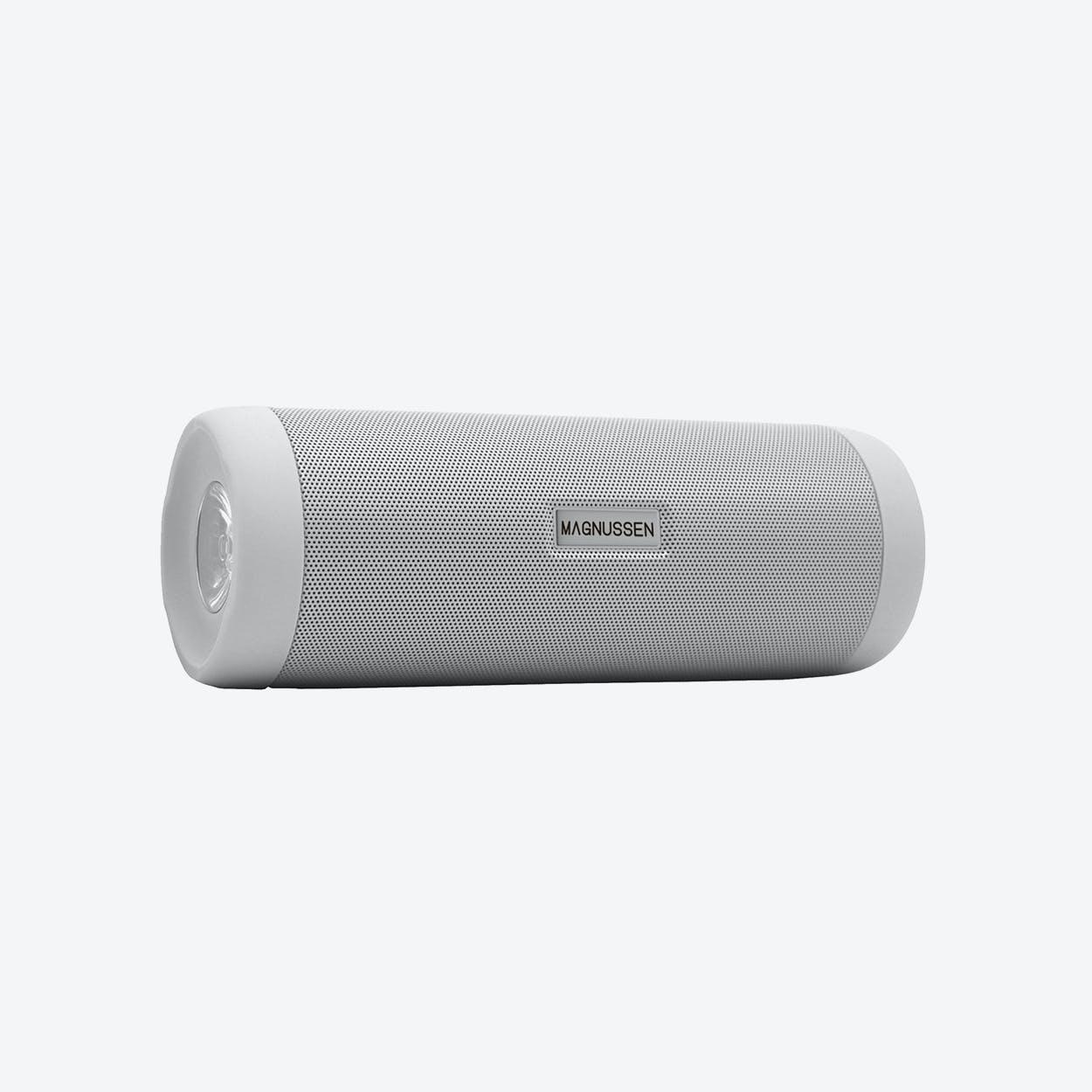 MAGNUSSEN S2 Bluetooth Wireless Speaker in Silver