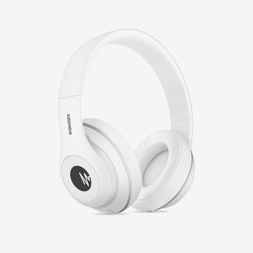 MAGNUSSEN H1 Headphones in Gloss White