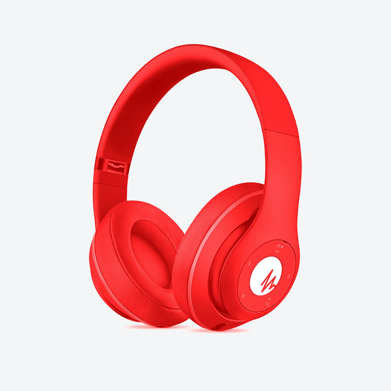 MAGNUSSEN H1 Headphones in Matte Red