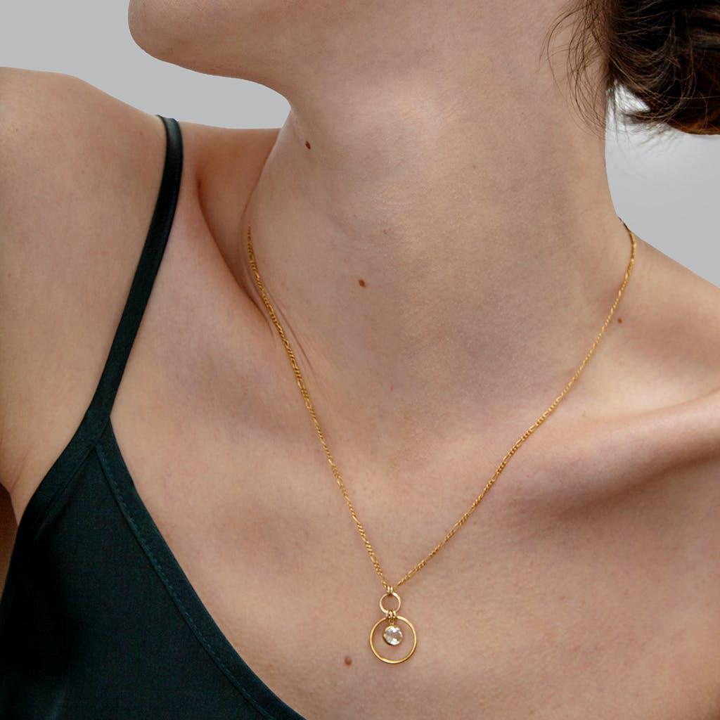Mia Gold Necklaces