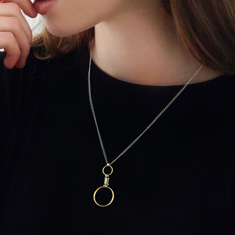 Freddie Gold Necklaces