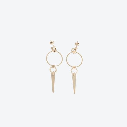 Hanley Gold Earrings
