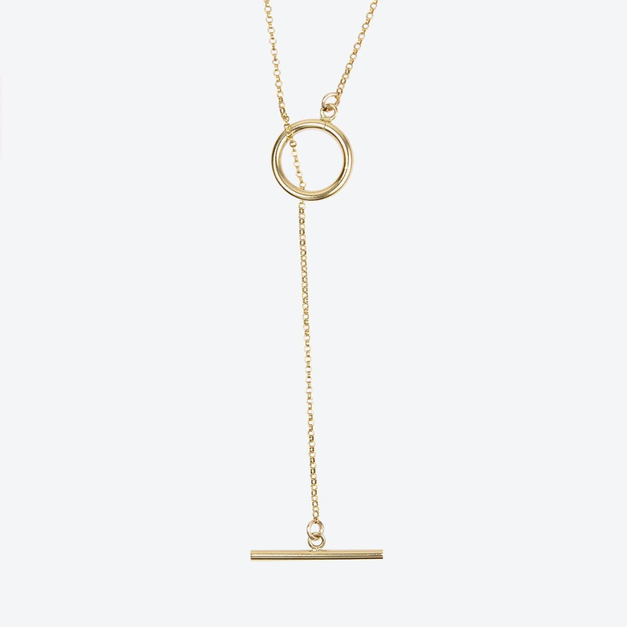 Isla Gold Necklaces