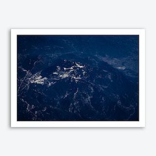 Alps I Art Print