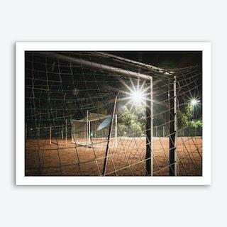 Soccer I Art Print