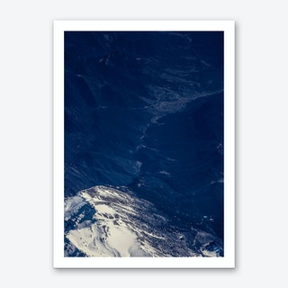Alps II Art Print