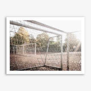 Soccer IV Art Print