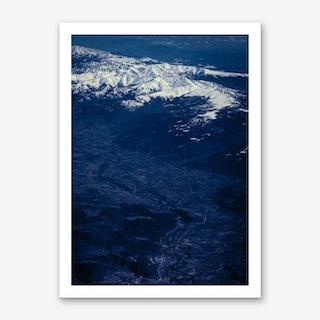 Alps III Art Print