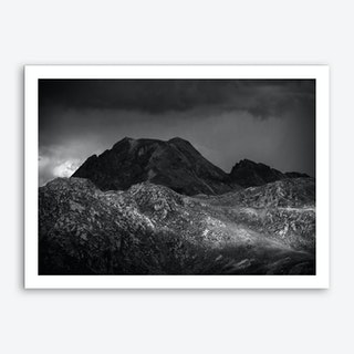 Sudtirol III Art Print