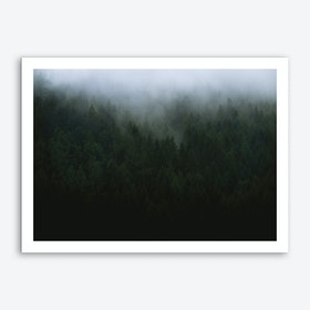 Sudtirol VIII Art Print
