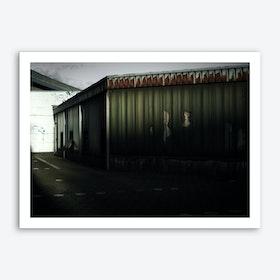 Urbanscapes I Art Print