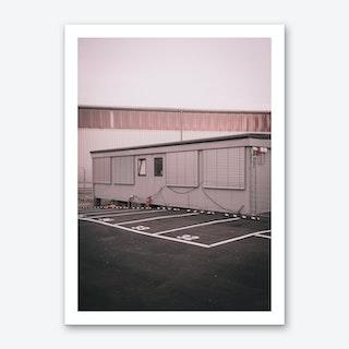 Urbanscapes X Art Print