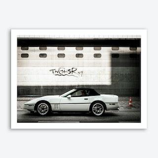 Urbanscapes XIX Art Print