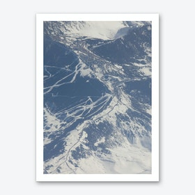 Alps VII Art Print