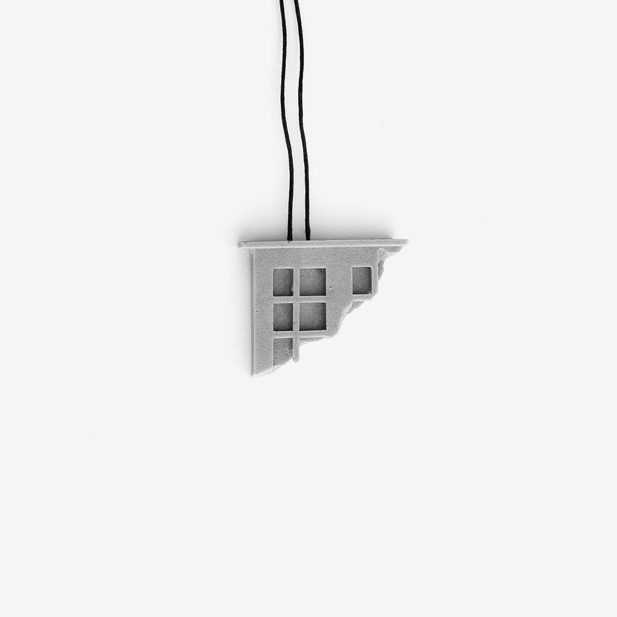 Building #1 Concrete Necklace