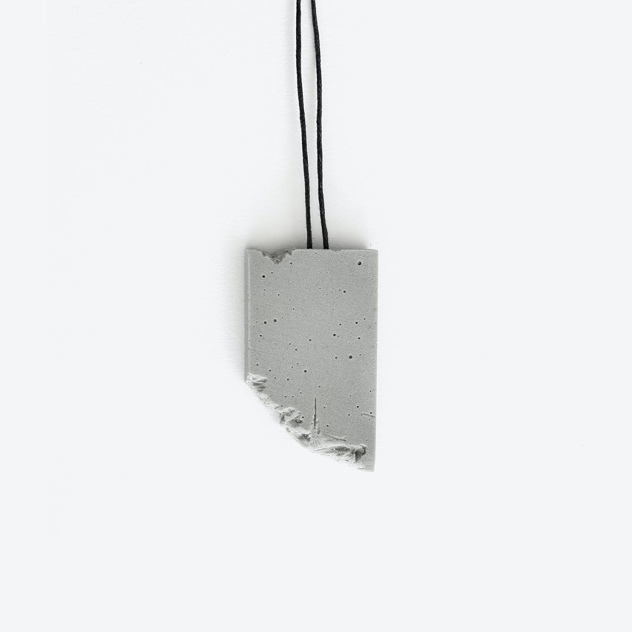 The Wall Concrete Necklace