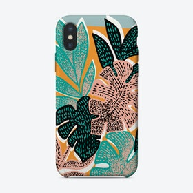 The Tropicana iPhone Case