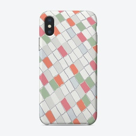 Andiagonal iPhone Case